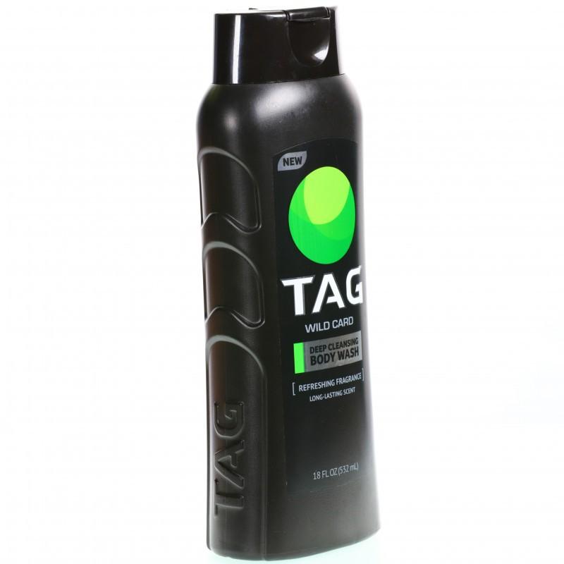 Kết quả hình ảnh cho TAG Body Wash, Wild Card 532ml