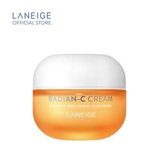 Kem dưỡng trắng da làm mờ đốm nâu LANEIGE Radian-C Cream 30ML