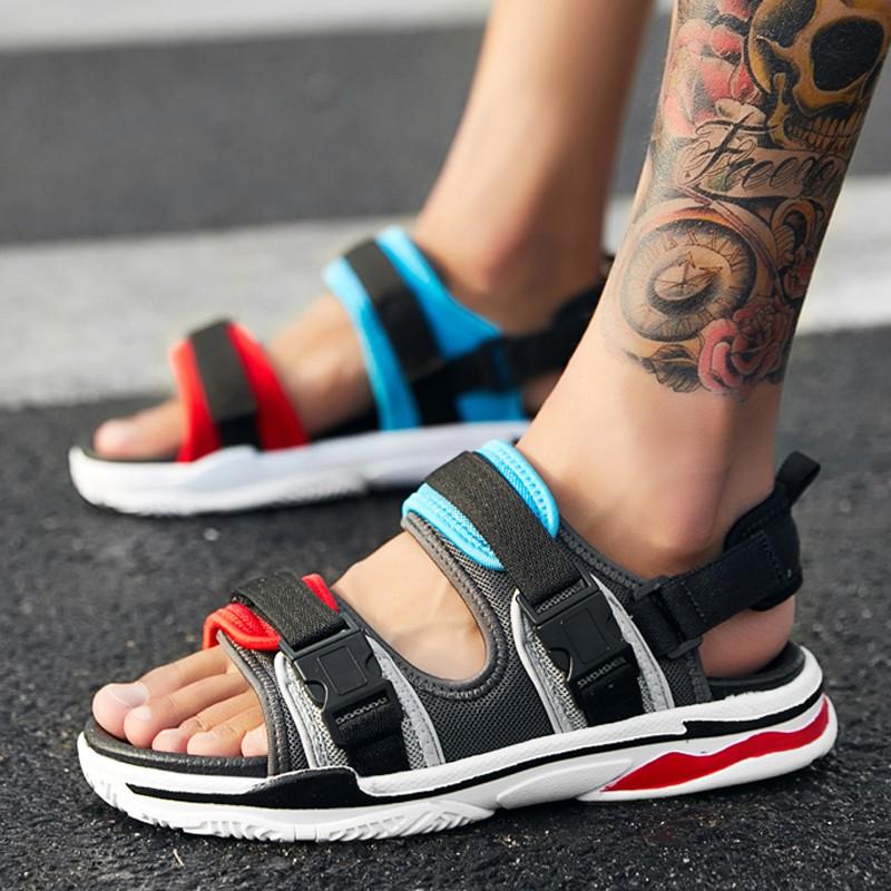 Sandals men's sandals 2019 new personality men's sandals men