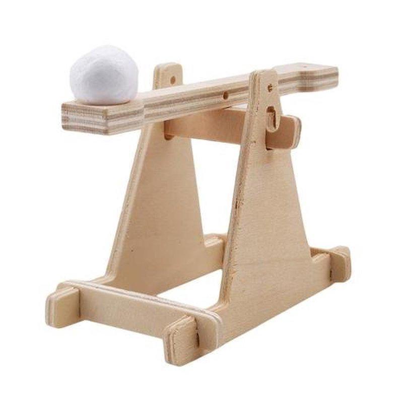 Đồ chơi đòn bẩy bằng gỗ Leonardo Da Vinci