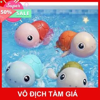 GIÁ SỐC- HOT- Rùa bơi vặn cót đồ chơi phòng tắm cho bé