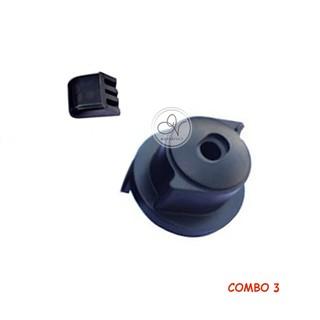 Combo Núm/nút bếp gas du lịch (bếp mini) Namilux NA-161PS / NA-242PS / NA-242AS.. chính hãng giá sỉ