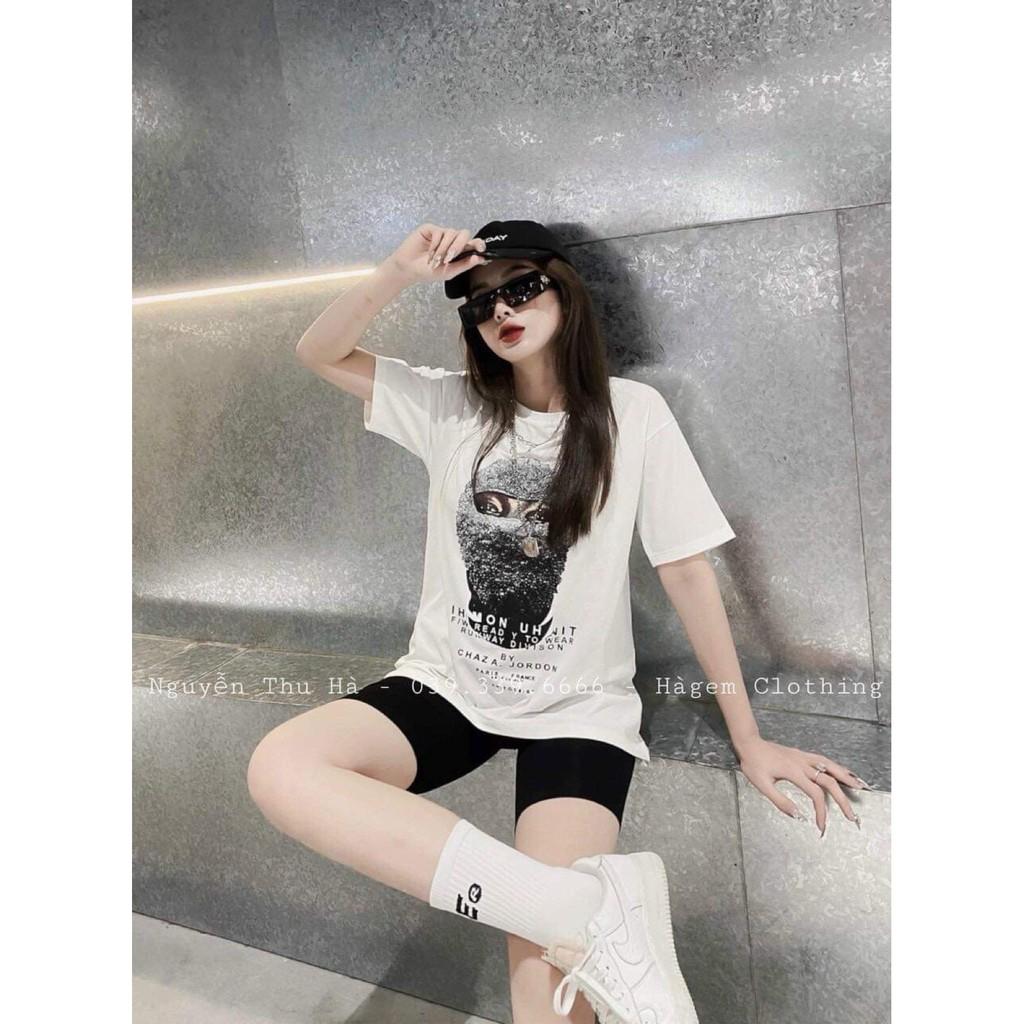 Áo thun trơn tay lỡ MICO nữ nam dáng Unisex hot Trend ninza