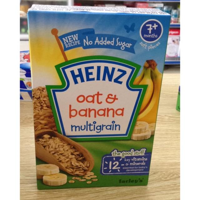 Bột HEINZ vị ngũ cốc yến mạch chuối dành cho bé từ 7 tháng tuổi trở lên - 2630023 , 471261506 , 322_471261506 , 80000 , Bot-HEINZ-vi-ngu-coc-yen-mach-chuoi-danh-cho-be-tu-7-thang-tuoi-tro-len-322_471261506 , shopee.vn , Bột HEINZ vị ngũ cốc yến mạch chuối dành cho bé từ 7 tháng tuổi trở lên