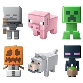 Mini Figuer Minecraft 3 nhân vật