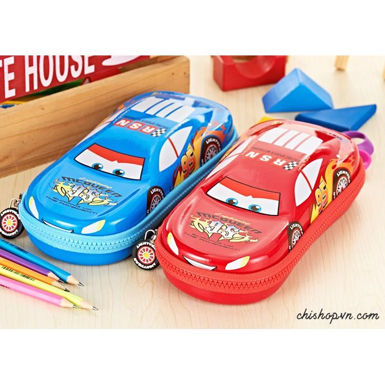 Hộp bút cho bé trai hình ô tô 3D Disney cực ngầu - 23066057 , 308876003 , 322_308876003 , 219000 , Hop-but-cho-be-trai-hinh-o-to-3D-Disney-cuc-ngau-322_308876003 , shopee.vn , Hộp bút cho bé trai hình ô tô 3D Disney cực ngầu