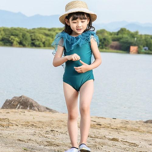 Đồ Bơi Trẻ Em - Áo Bơi Một Mảnh Liền Thân Xẻ Lưng SPORTY SW8830-8831