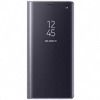 Bao da Clear View Standing Cover cho GALAXY Note 8 – TÍM VIOLET
