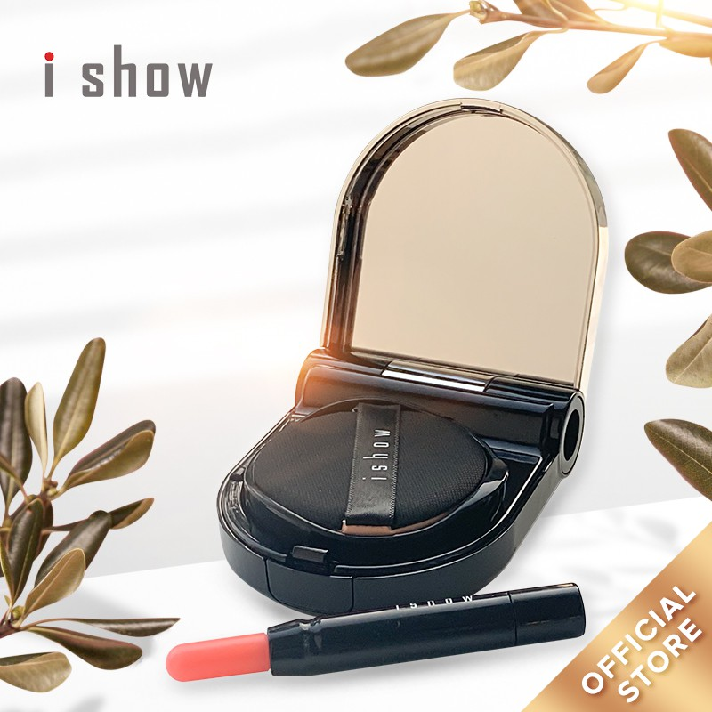 Bộ trang điểm cao cấp Make Up Kit ISHOW Hàn Quốc SPF 50+/PA +++ Kiềm dầu – Chống nắng – Che phủ hoàn hảo