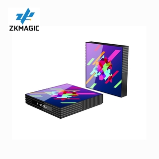 Zkmagic A95X Z2Plus Smart TV Box Android 9.0 4G 64GB 32GB EMMC Rockchip RK3318 4K 2.4G/5G WIFI YouTube Set Top