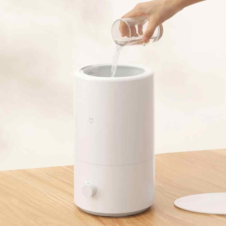 Máy tạo ẩm thông minh Xiaomi Mijia smart humidifier MJJSQ04DY dành cho gia đình văn phòng công sở để bàn kết nối app