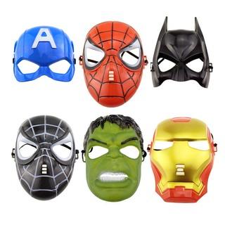 [BAO GIÁ SHOPEE] Đồ chơi mặt nạ cosplay siêu anh hùng Avengers Marvel hàng chuẩn đẹp