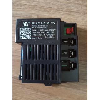 Mạch xe ô tô điện trẻ em HH-621k-2.4G -12v