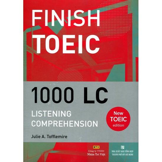 Finish TOEIC Listening Comprehension (Kèm CD)