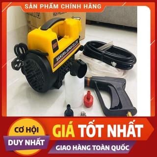 [FREE SHIP] Máy rửa xe mini – Sakura 2500W – Tặng bình bọt [CAM KẾT CHÍNH HÃNG]