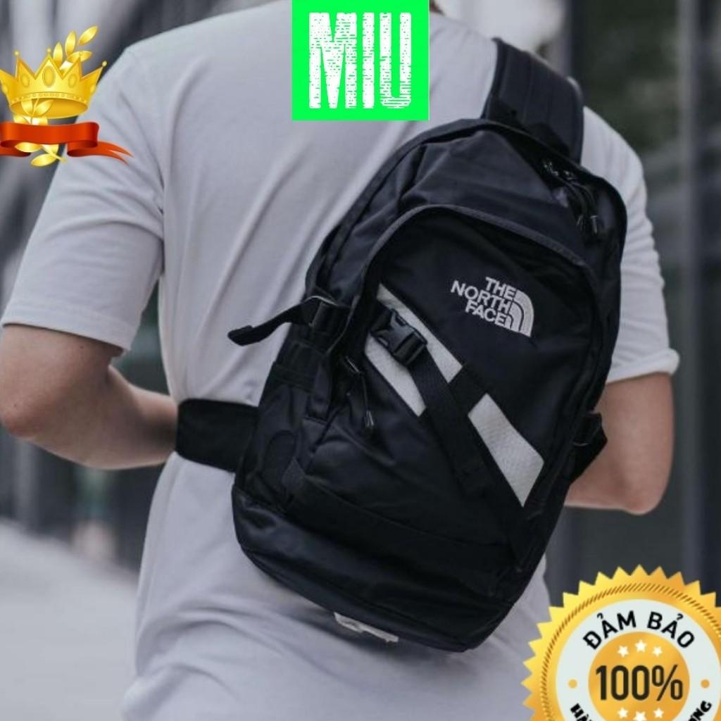 Túi đeo chéo 🎒 Free Ship 🎒 Cặp đi học, đựng ipad và laptop cỡ nhỏ 🎒 Túi bao tử thời trang nam nữ The North Face – NC06