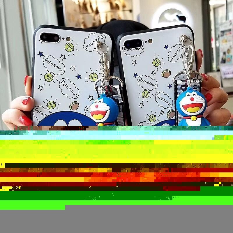 Ốp lưng hình Doraemon có dây móc tay cho iPhone 6 6S 7 8 Plus X - 21626959 , 1634016000 , 322_1634016000 , 59000 , Op-lung-hinh-Doraemon-co-day-moc-tay-cho-iPhone-6-6S-7-8-Plus-X-322_1634016000 , shopee.vn , Ốp lưng hình Doraemon có dây móc tay cho iPhone 6 6S 7 8 Plus X