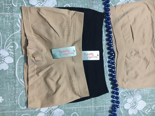 Quần lót đùi cotton/ quần chíp đùi học sinh