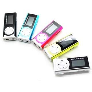 Máy MP3 LCD dài thumbnail