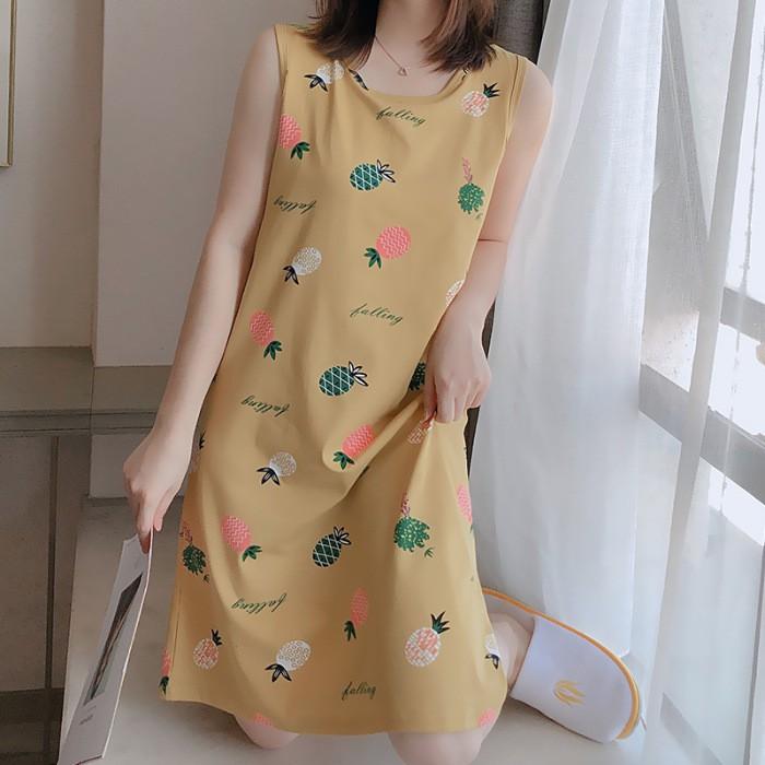 [Mã WASEPRN hoàn 20% xu đơn 99k] (FREESHIP TỪ 50K) Váy ngủ dáng suông siêu dễ thương