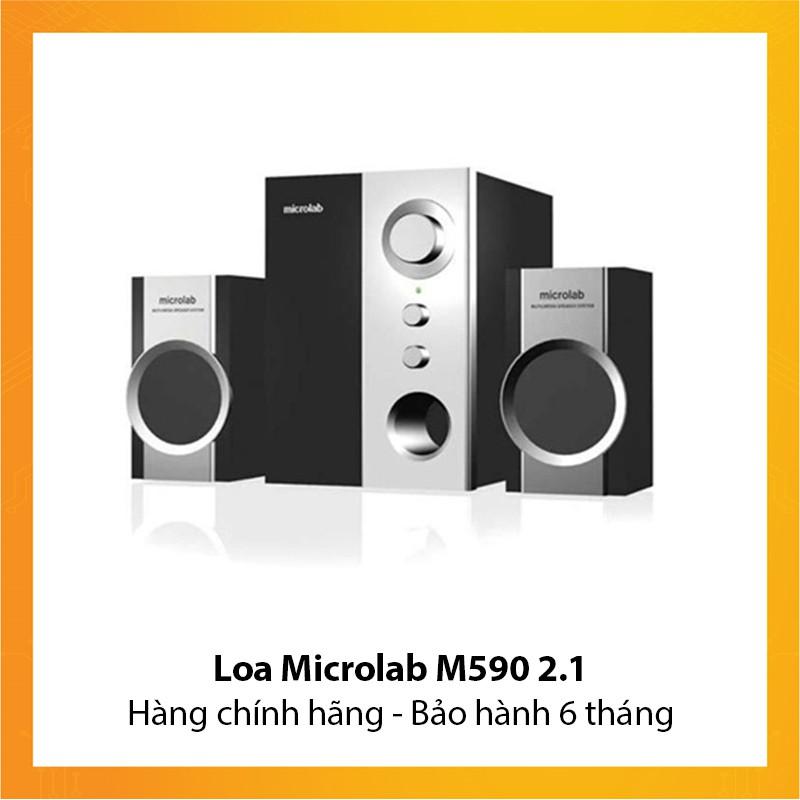 Loa Microlab M590 2.1 - Hàng chính hãng - Bảo hành 06 tháng - 9943790 , 1085291025 , 322_1085291025 , 990000 , Loa-Microlab-M590-2.1-Hang-chinh-hang-Bao-hanh-06-thang-322_1085291025 , shopee.vn , Loa Microlab M590 2.1 - Hàng chính hãng - Bảo hành 06 tháng