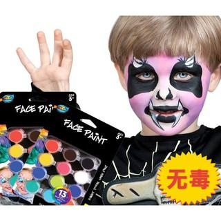 Màu vẽ mặt an toàn Face paint