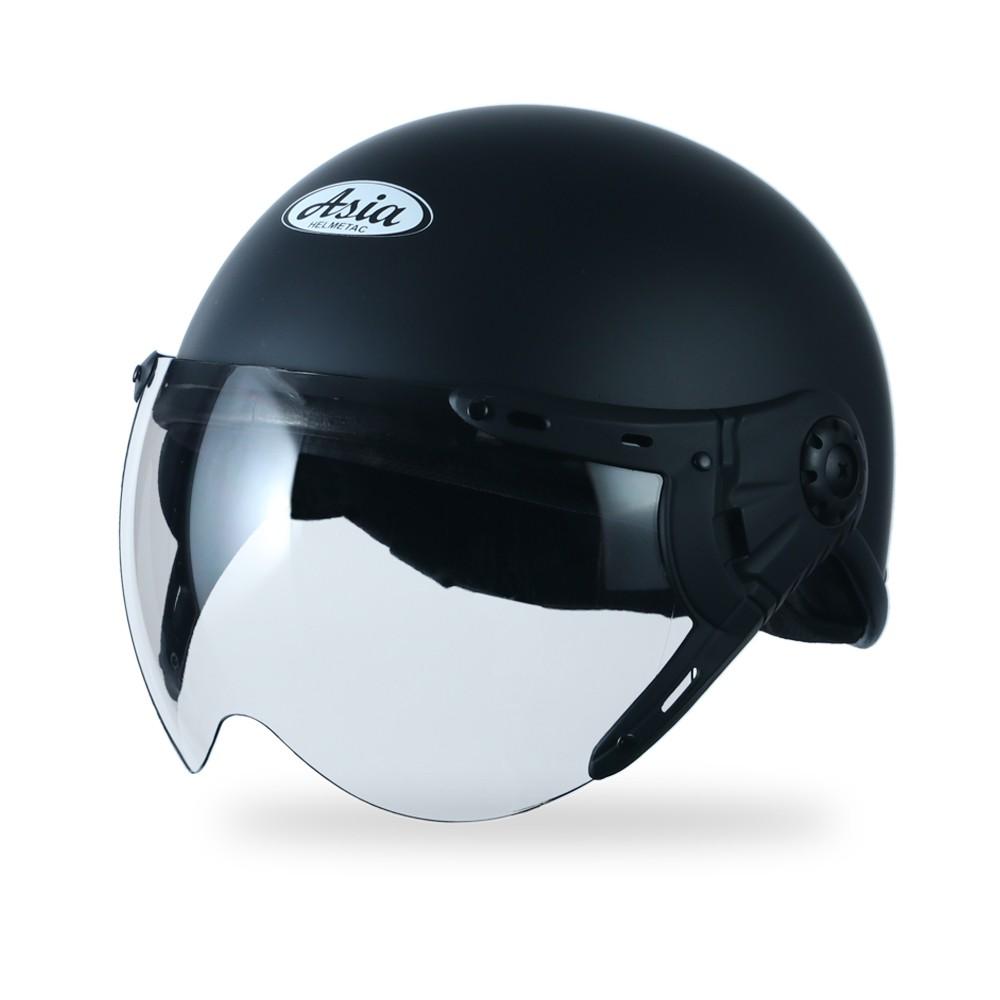 Mũ bảo hiểm chính hãng ASIA MT105 Có kính