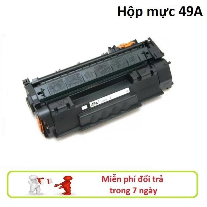 Hộp Mực Máy In 49A Dùng Cho Máy In HP 1320/1160/Canon 3300 Giá chỉ 145.000₫
