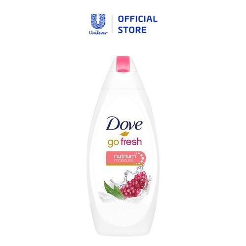 Sữa tắm dưỡng ẩm Dove Hương Lựu và Chanh 200ml