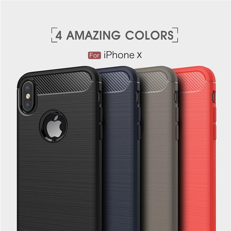 Ốp lưng chống sốc cao cấp cho IPhone X