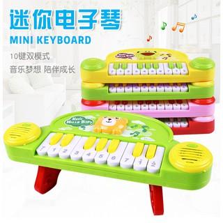 Đồ chơi đàn Piano mini cho bé có đèn và âm thanh kích thích não phát triển trí thông minh