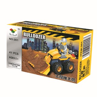 Lego lắp ráp các mô hình ô tô