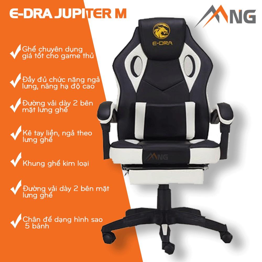 Ghế Chơi Game EDra Jupiter M EGC204 Chính Hãng Cao Cấp Bảo Hành 12 Tháng