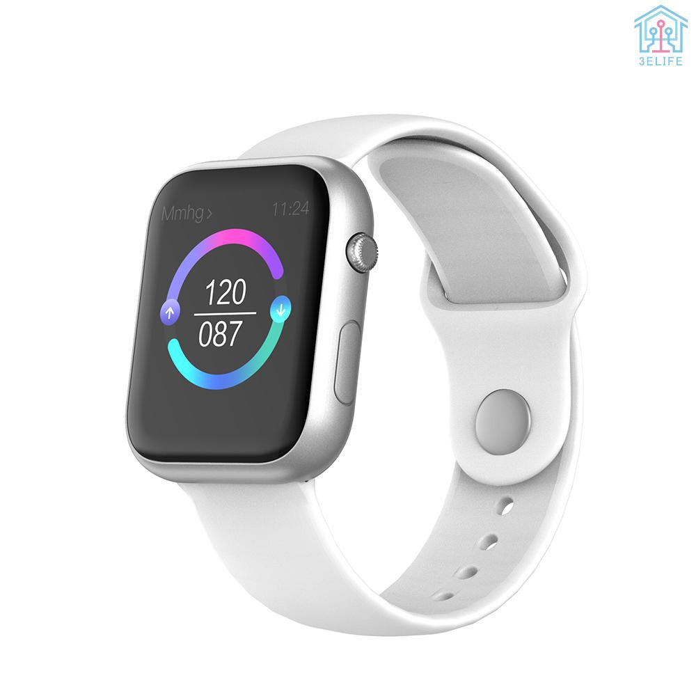 【E&V】SX16 Smart Watch Touchscreen Waterproof Bracelet Sport Wristband Heart Rate Sleep Monitor Blood Pressure Men Women Fitness Tracker for iOS Andro