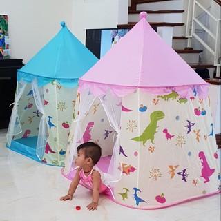 Giá Loại [Nhập mã TOYOCT giảm 10% tối đa 15K đơn từ 50K]Lều bóng khủng long tặng kèm 100 bóng cho bé đẹp