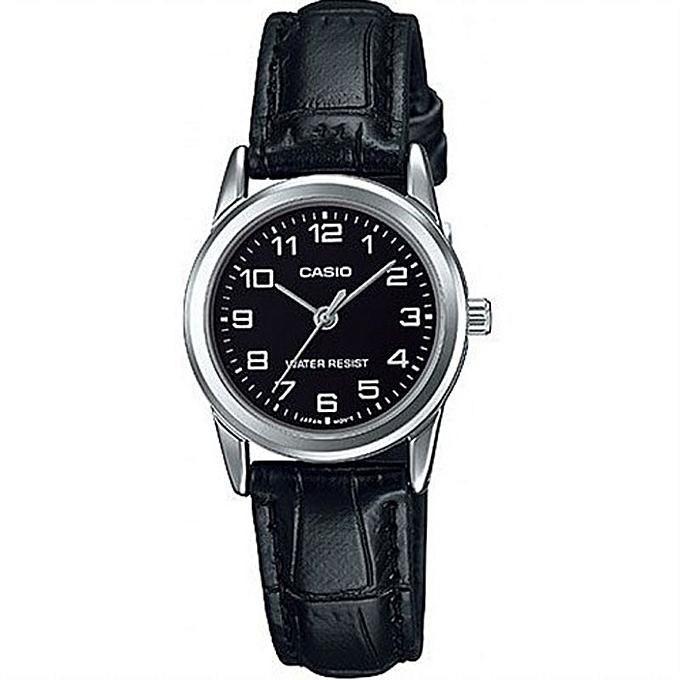 Đồng hồ nữ Casio dây da LTP-V002L-1BUDF chính hãng Anh Khuê - 3612507 , 1318589894 , 322_1318589894 , 667000 , Dong-ho-nu-Casio-day-da-LTP-V002L-1BUDF-chinh-hang-Anh-Khue-322_1318589894 , shopee.vn , Đồng hồ nữ Casio dây da LTP-V002L-1BUDF chính hãng Anh Khuê