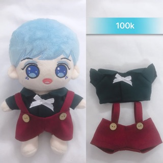 Outfit for doll 20 cm