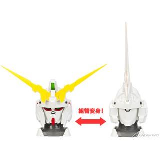 Mô hình Head Gundam Unicorn Banpresto thumbnail