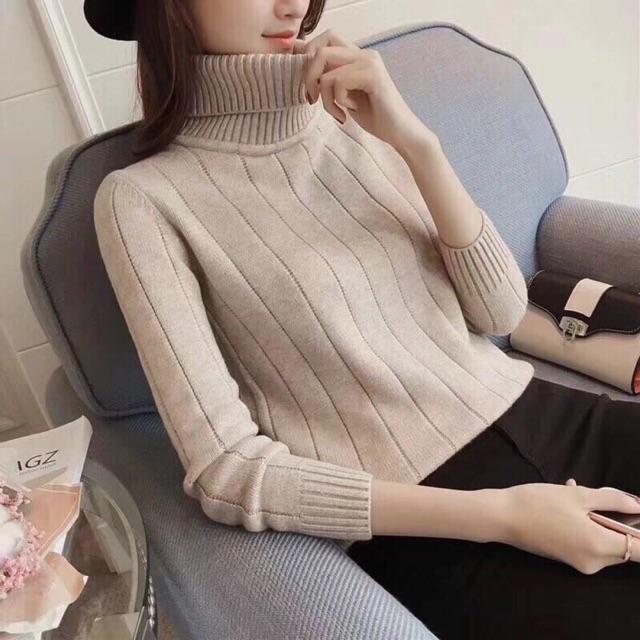 Áo len đũa(kèm ảnh thật)