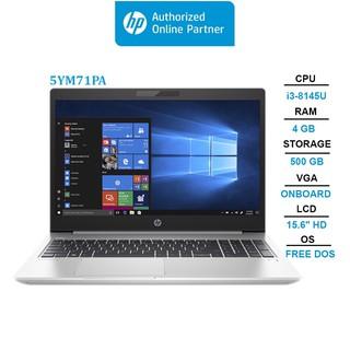 Laptop HP ProBook 450 G6 (5YM71PA) i3-8145U | 4GB | 500GB | Intel UHD Graphics | 15.6