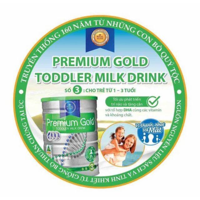 Sữa bột Premium Gold 3