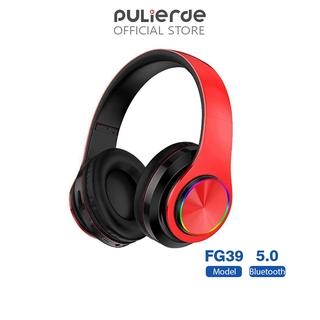 Tai nghe không dây PULIERDE FG39 Bluetooth 5.0 tích hợp microphone cho điện thoại