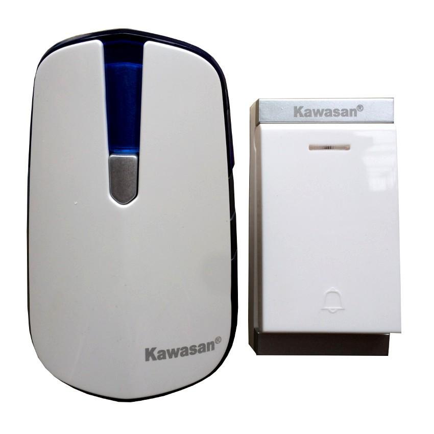 Chuông cửa cao cấp không dây có nút nhấn chống nước và không dùng pin KAWASAN DB818 - 2645865 , 269748983 , 322_269748983 , 379000 , Chuong-cua-cao-cap-khong-day-co-nut-nhan-chong-nuoc-va-khong-dung-pin-KAWASAN-DB818-322_269748983 , shopee.vn , Chuông cửa cao cấp không dây có nút nhấn chống nước và không dùng pin KAWASAN DB818