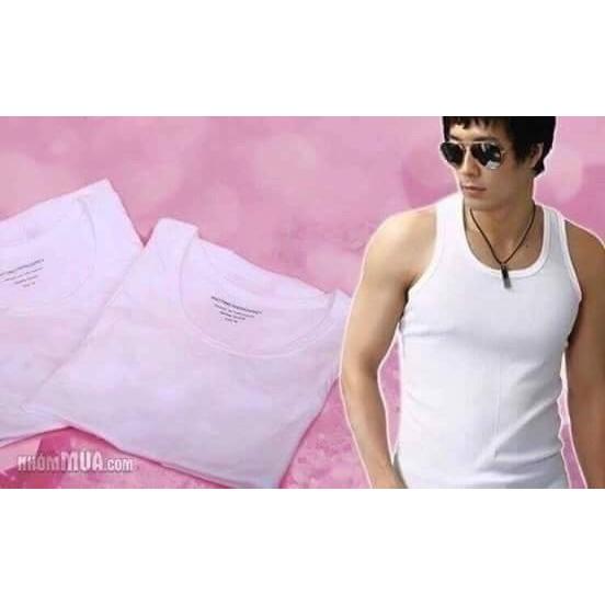 Áo ba lỗ nam BYC Hàn Quốc 100% cotton mềm mát thấm hút mồ hôi tốt - 2470364 , 316245833 , 322_316245833 , 75000 , Ao-ba-lo-nam-BYC-Han-Quoc-100Phan-Tram-cotton-mem-mat-tham-hut-mo-hoi-tot-322_316245833 , shopee.vn , Áo ba lỗ nam BYC Hàn Quốc 100% cotton mềm mát thấm hút mồ hôi tốt