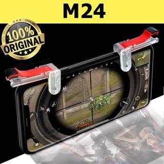 Nút bắn Pubg Freefire M24 Freeship Giảm 30k khi nhập MAYT30 - Nút bấm Pubg Phụ kiện chơi Pubg Mobile thumbnail
