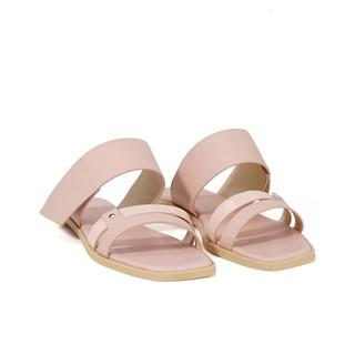 JUNO - Giày sandal hở gót quai ngang SD01091