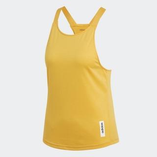 [Mã WABRADI20 giảm 15% tối đa 150K đơn 599K] adidas TRAINING Áo Không Tay Brilliant Basic Nữ Màu vàng EI0799 thumbnail