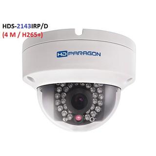 [HDS-2143IRP D (4 M H265+)] Camera IP Dome hồng ngoại 4.0 Megapixel HDPARAGON HDS-2143IRP D (KHÔNG THẺ) thumbnail