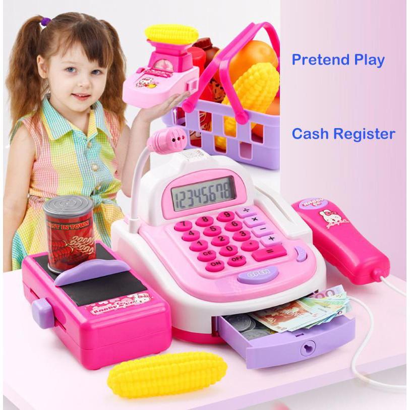 Bộ đồ chơi Bé tập tính tiền - Cash Register - Bé tập làm thu ngân, kế toán - Hàng chất lượng cao - 14068416 , 2245316247 , 322_2245316247 , 140000 , Bo-do-choi-Be-tap-tinh-tien-Cash-Register-Be-tap-lam-thu-ngan-ke-toan-Hang-chat-luong-cao-322_2245316247 , shopee.vn , Bộ đồ chơi Bé tập tính tiền - Cash Register - Bé tập làm thu ngân, kế toán - Hàng