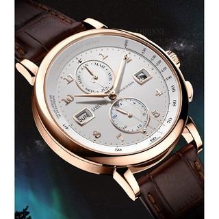 [Mã FARSBR153 giảm 15% đơn 150K] Đồng hồ nam Lobinni No.16001